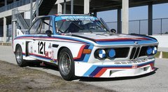 BMW Motorsport's first success came with the CSL coupe in the European Touring Car Championship.