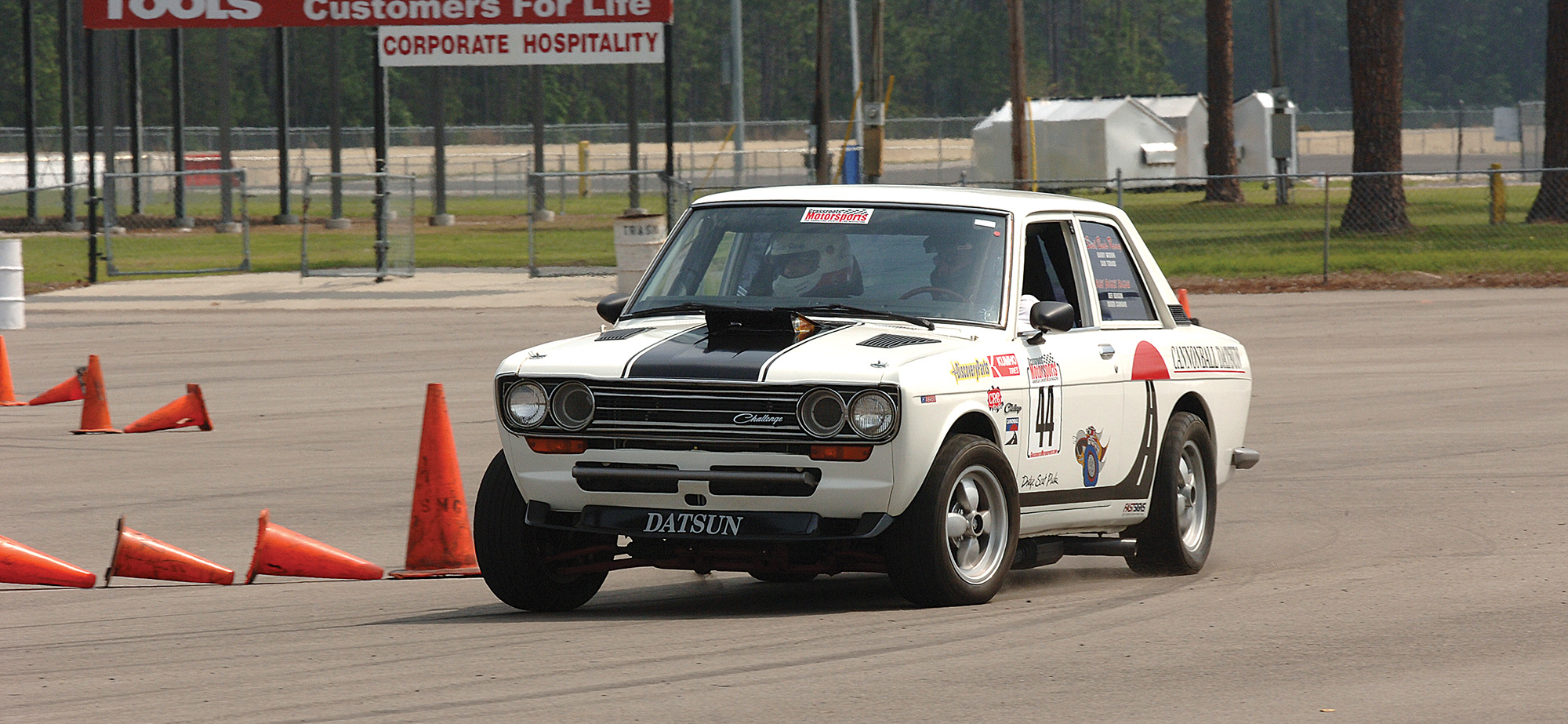 A $2000 Datsun 510 With Cannonball Run History | Articles