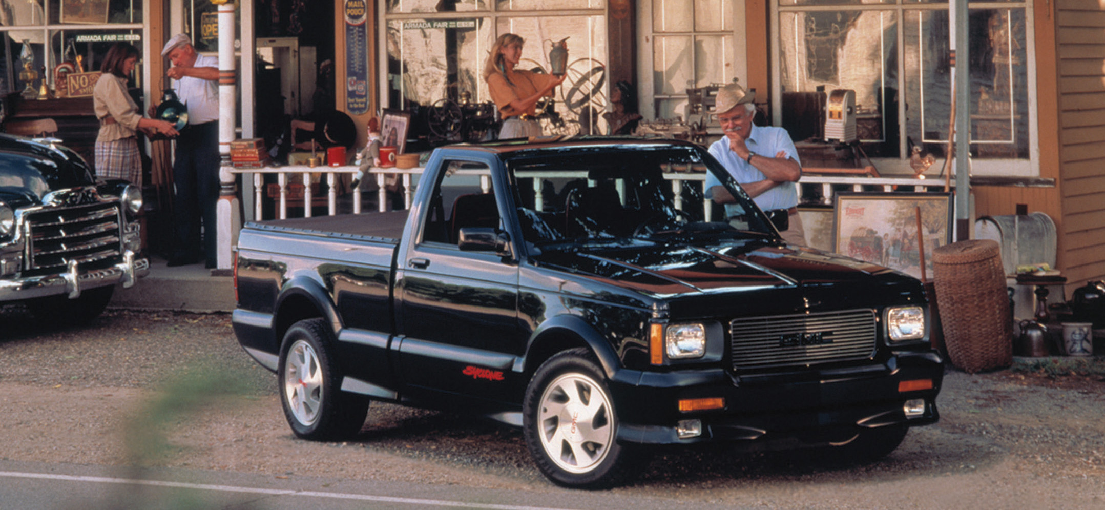 Vintage Views Gmc Syclone And Typhoon Articles