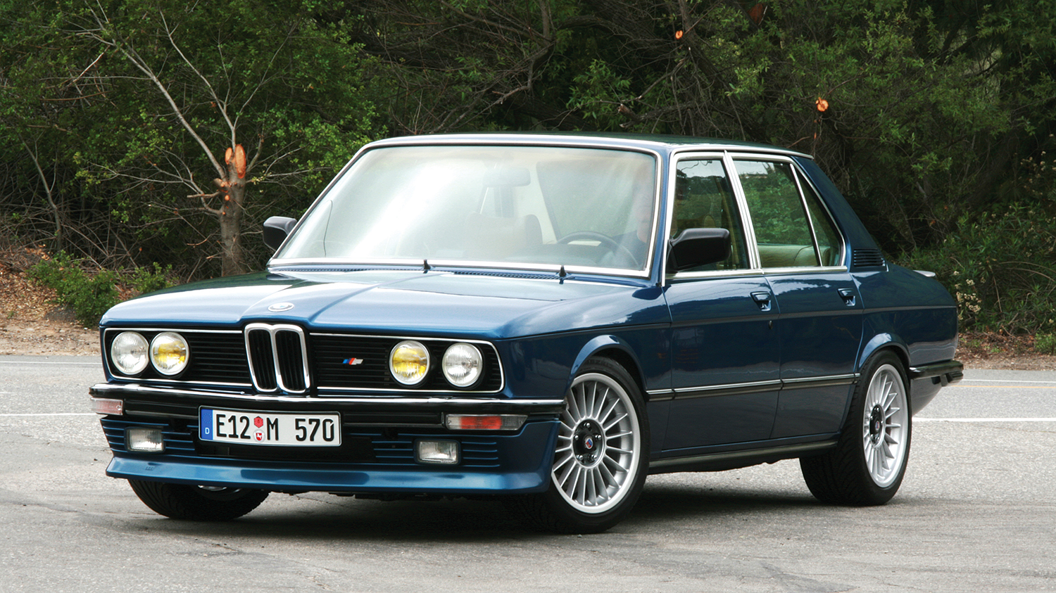 Rapid Transit Bmw Articles Grassroots Motorsports 5 Series E12 Meet An Early With A V8 Swap