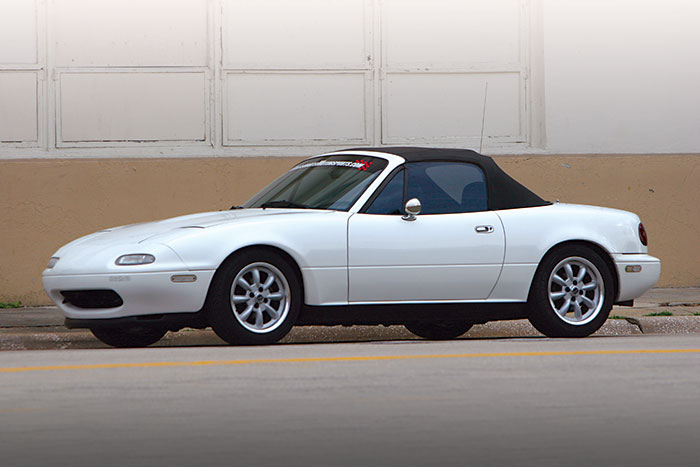 Mazda Miata Articles