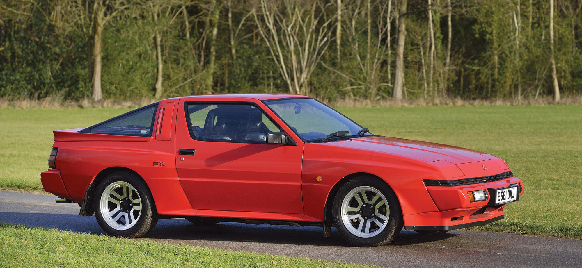 New Chrysler 300 >> Vintage views: Mitsubishi Starion ESI-R and Chrysler Conquest TSI | Articles | Grassroots ...
