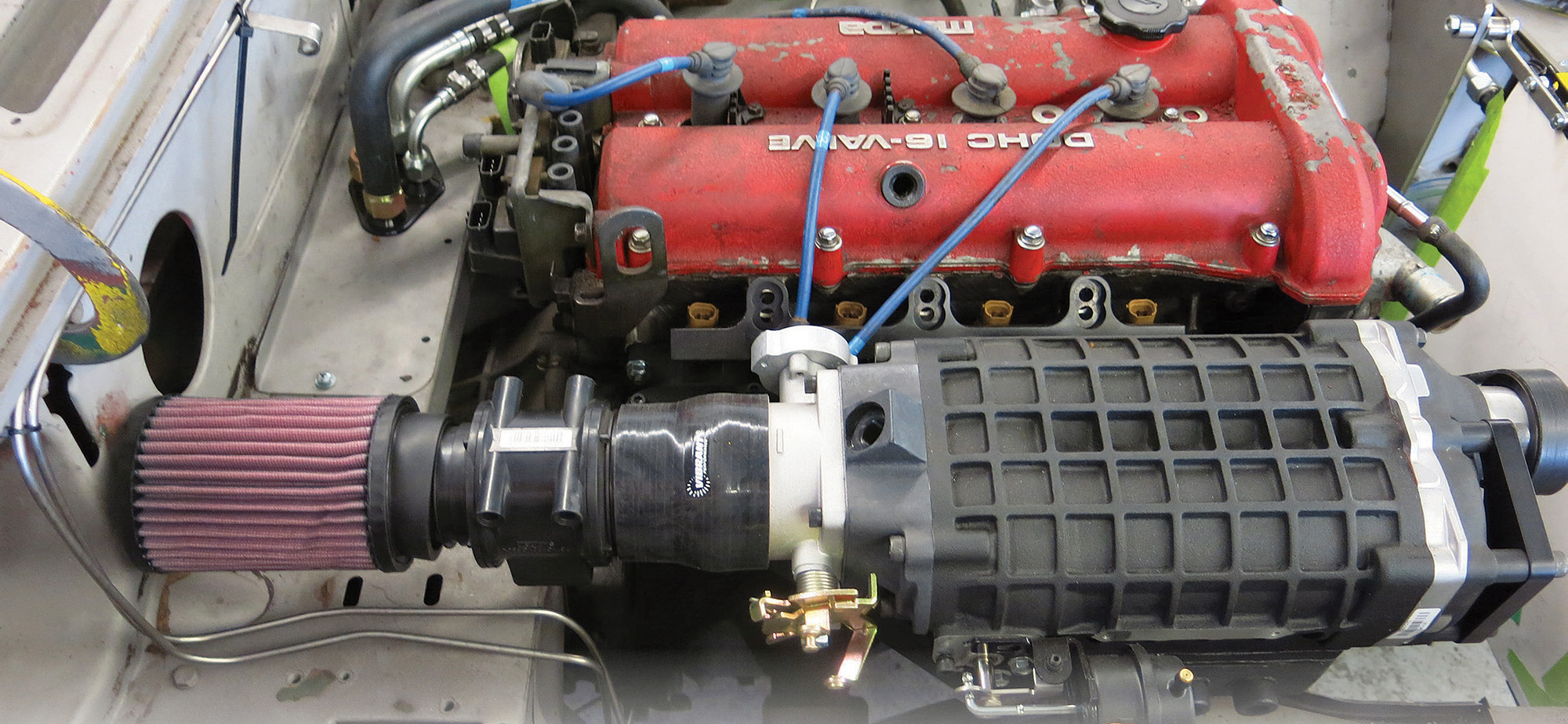 What Makes the Best Air Intake?   Articles   Grassroots
