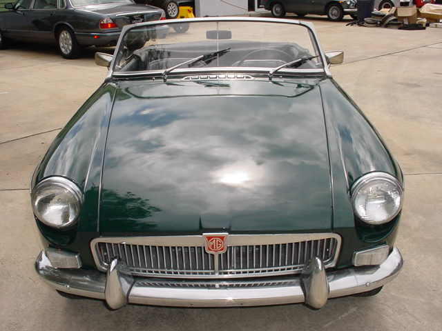 Value my mgb roadster