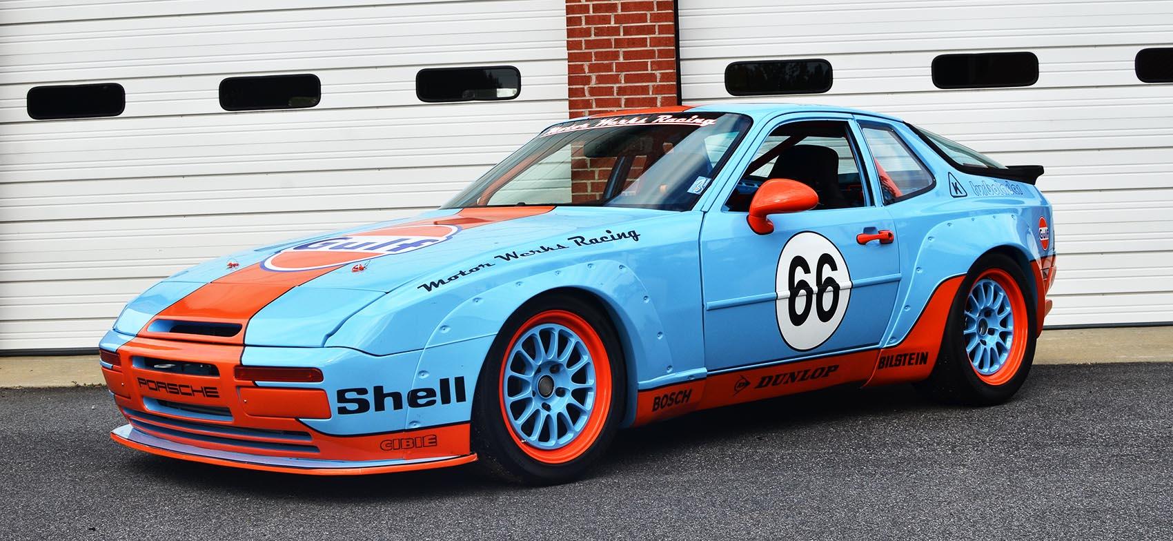 Motor Werks Racing Stupid Fun Porsches Grassroots