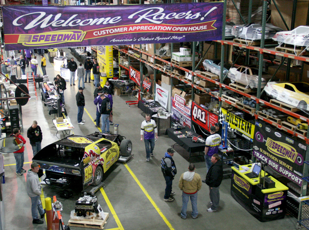 Speedway motors is hosting second annual racer for Speedway motors museum lincoln ne