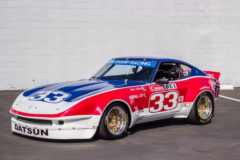 You Need This: Bob Sharp Racing Datsun  Grassroots ...