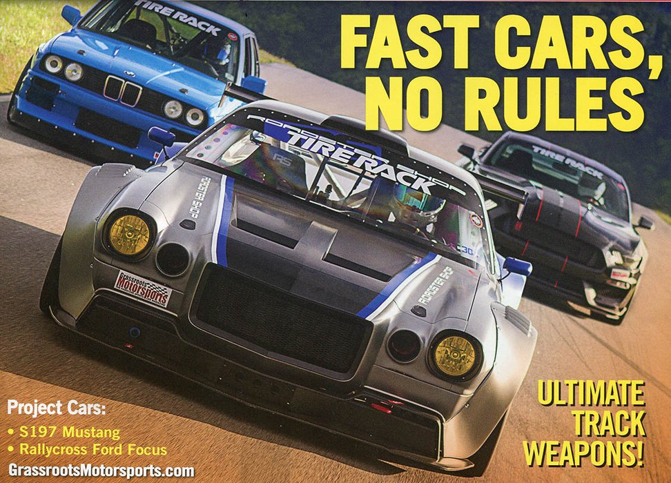 Fast Cars, No Rules
