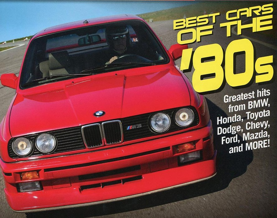 Best Cars of the '80s