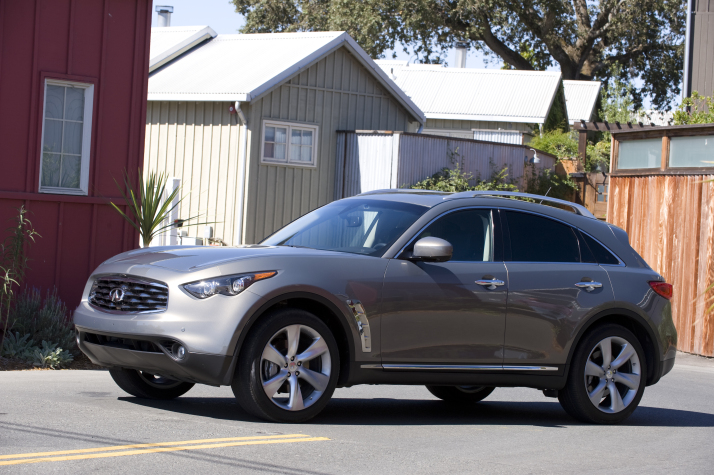 Infiniti Fx50 Awd. The 2010 Infiniti FX50 is