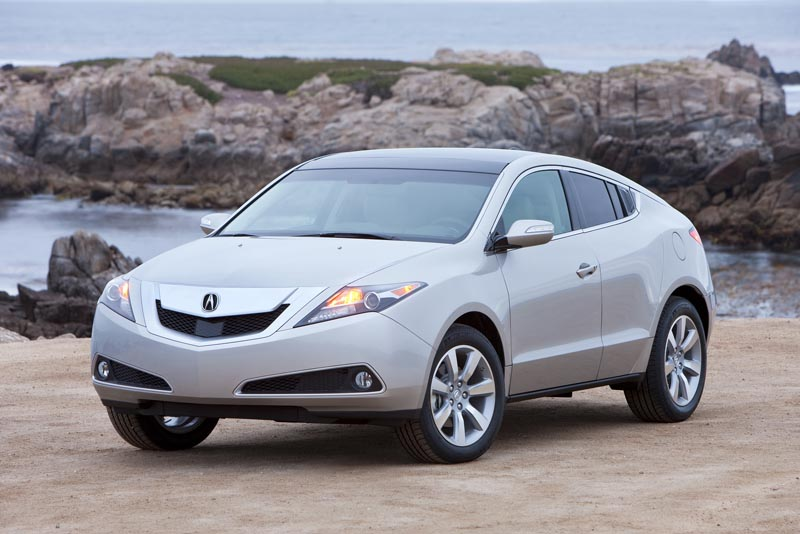 2011 Acura Zdx Advance New Car Reviews Grassroots
