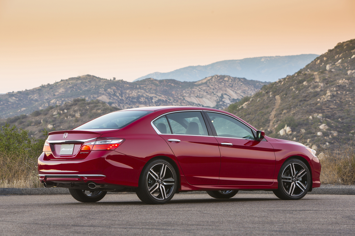 2016 honda accord sport new car reviews grassroots