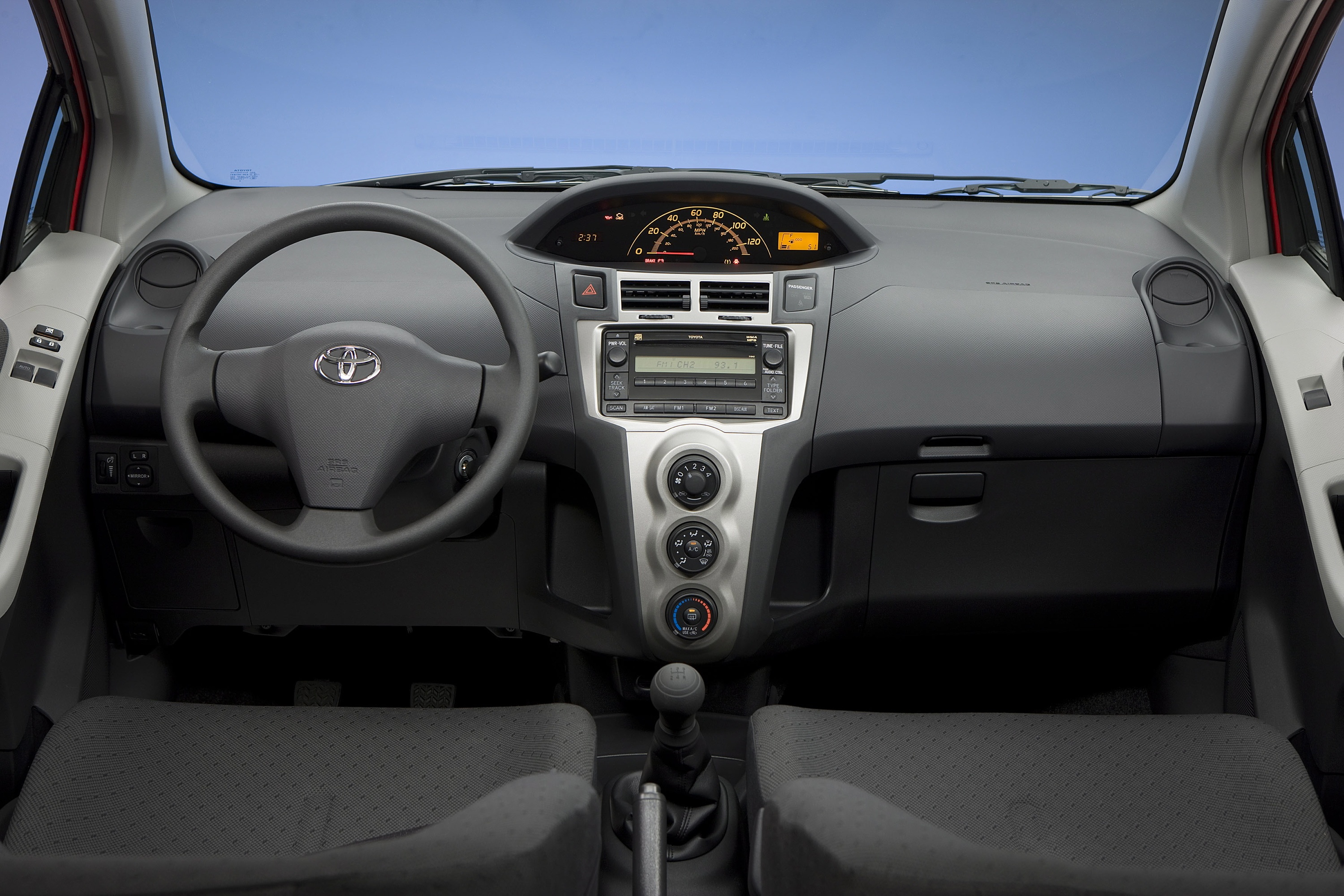 2009 Toyota Yaris: Grassroots Motorsports New Car Reviews