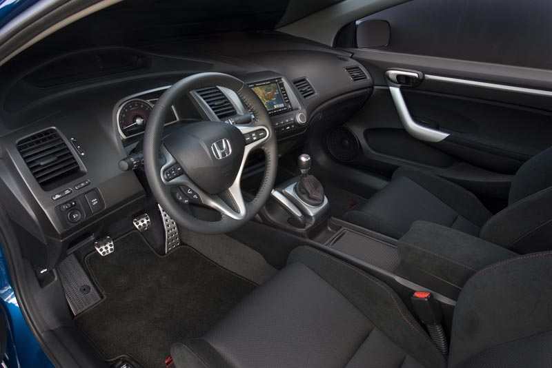 2010 Honda Civic Si Coupe New Car Reviews Grassroots