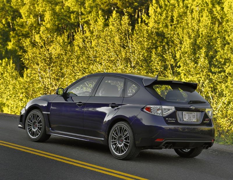 2011 Subaru Impreza Wrx Sti New Car Reviews Grassroots