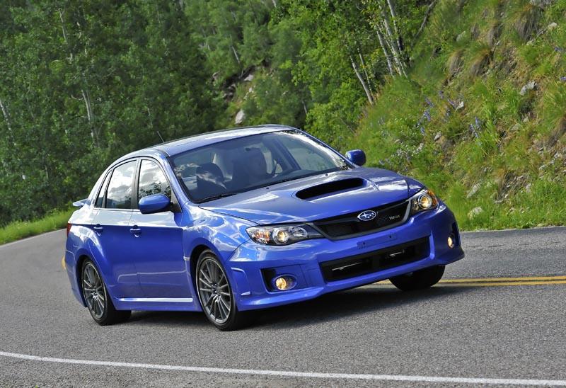 2011 Subaru Impreza Wrx New Car Reviews Grassroots