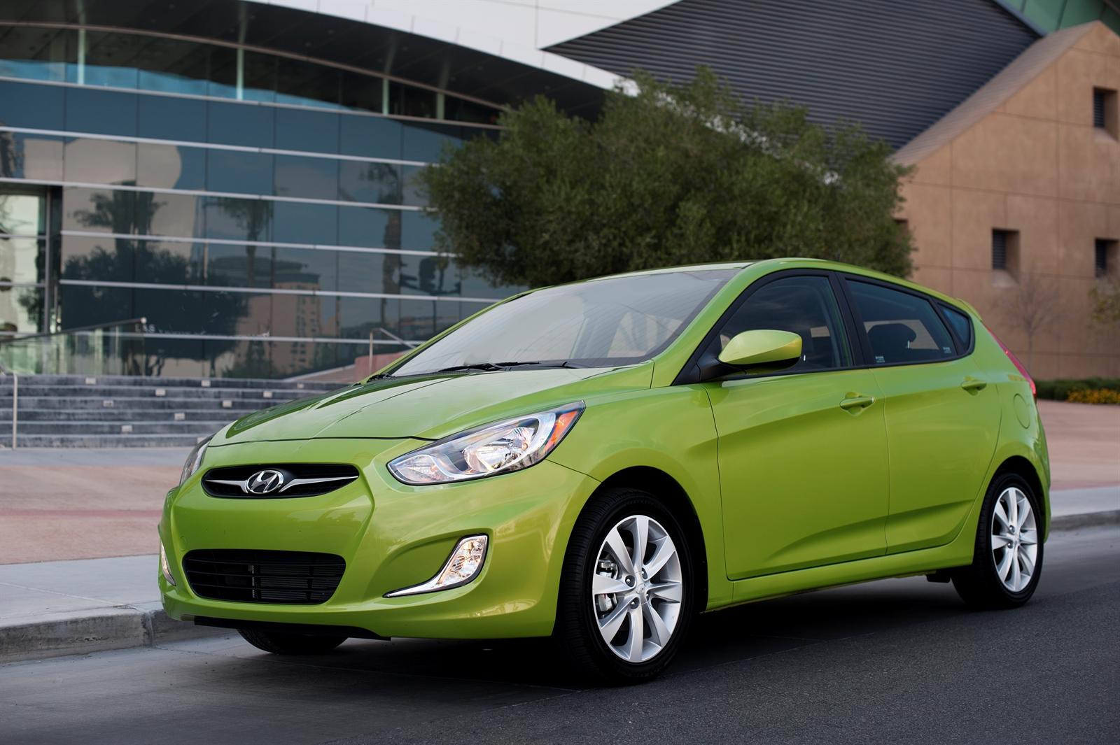 2012 Hyundai Accent: New car reviews | Grassroots Motorsports