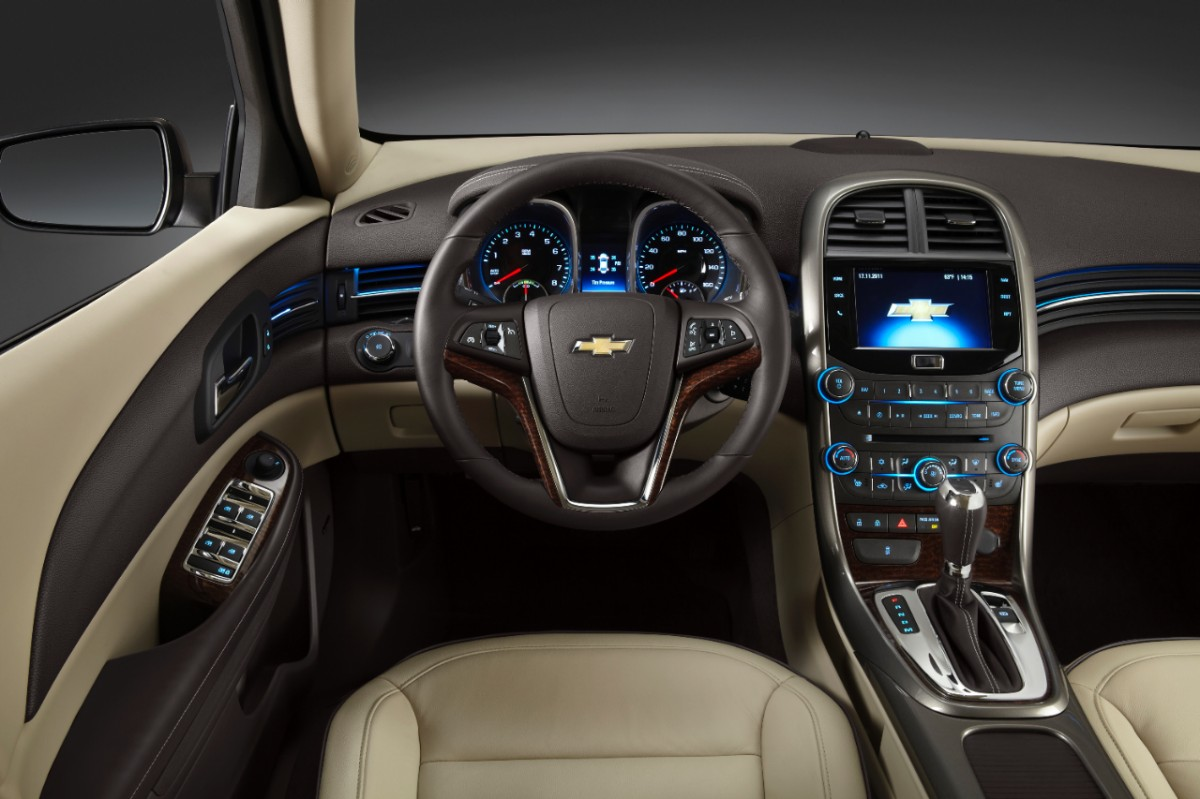 2013 Chevrolet Malibu Eco: New car reviews | Grassroots Motorsports