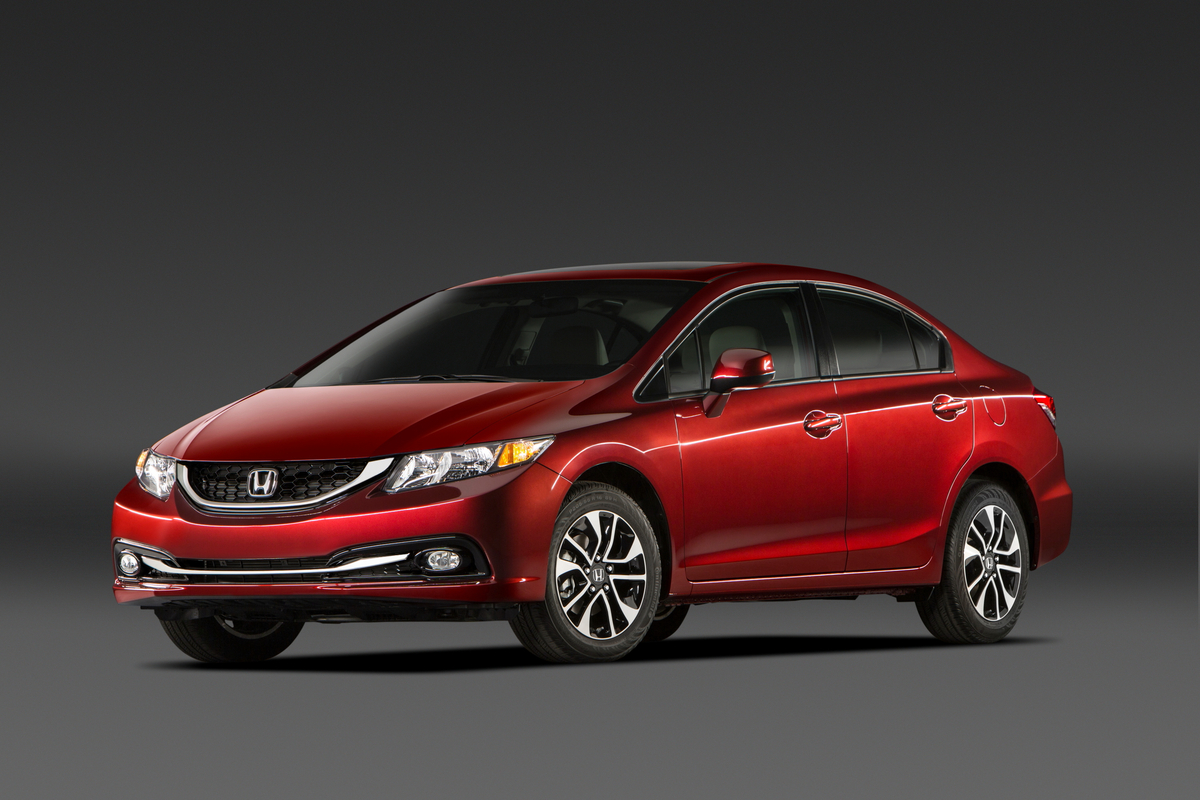 2013 honda civic ex l new car reviews grassroots. Black Bedroom Furniture Sets. Home Design Ideas
