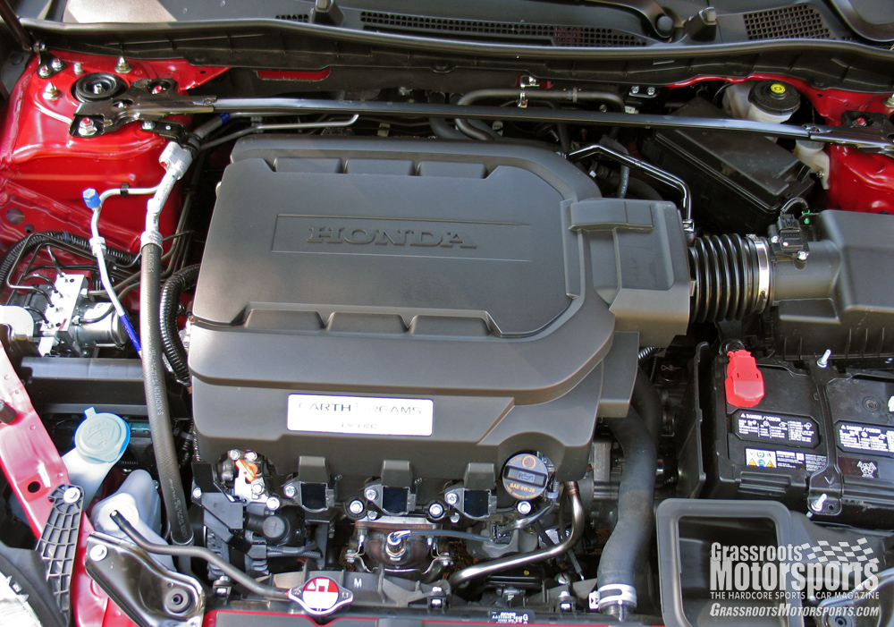 2014 honda accord hfp new car reviews grassroots for Honda accord sport engine