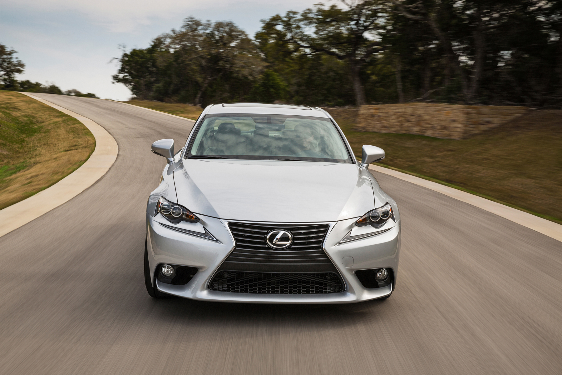 2014 lexus is 250 new car reviews grassroots motorsports for Lexus is 250 motor