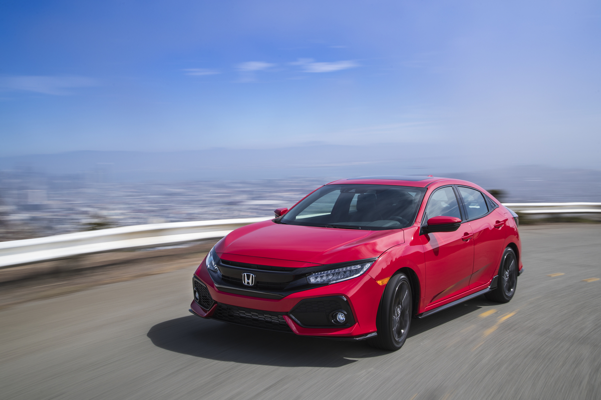 2017 honda civic sport new car reviews grassroots