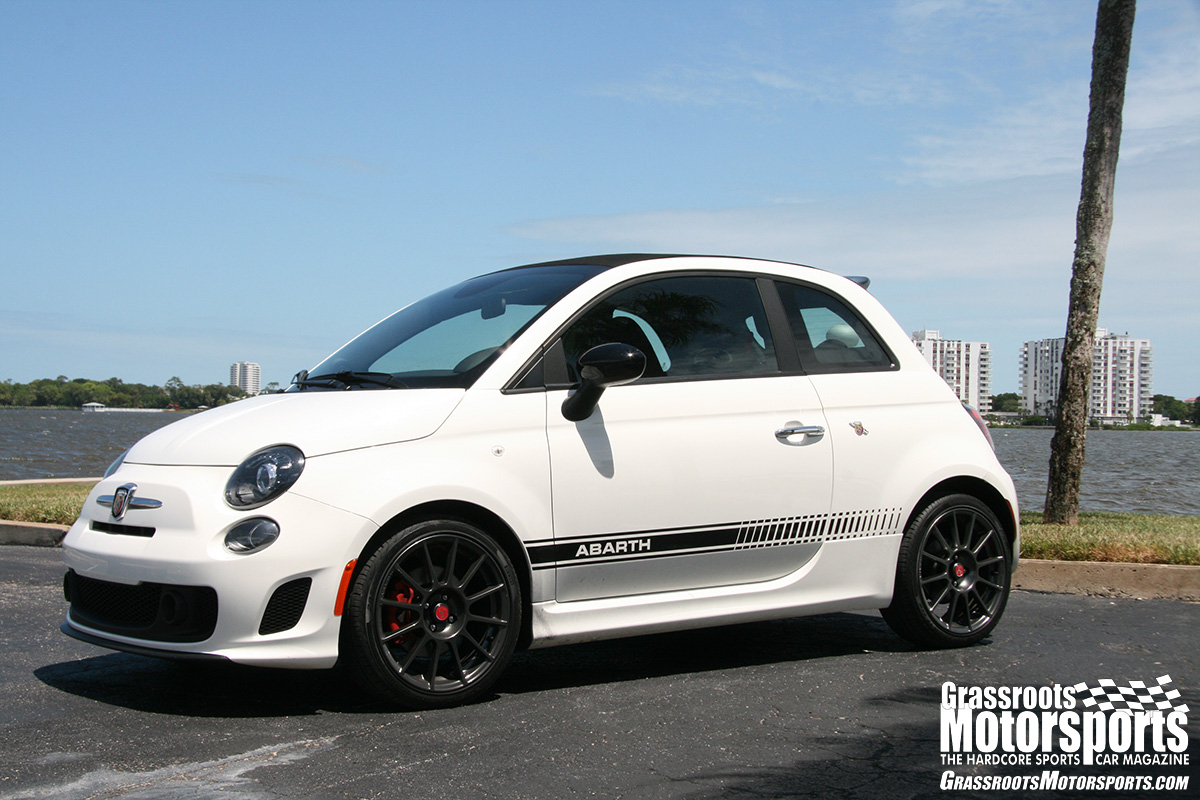 2014 fiat 500c abarth cabrio new car reviews grassroots motorsports. Black Bedroom Furniture Sets. Home Design Ideas