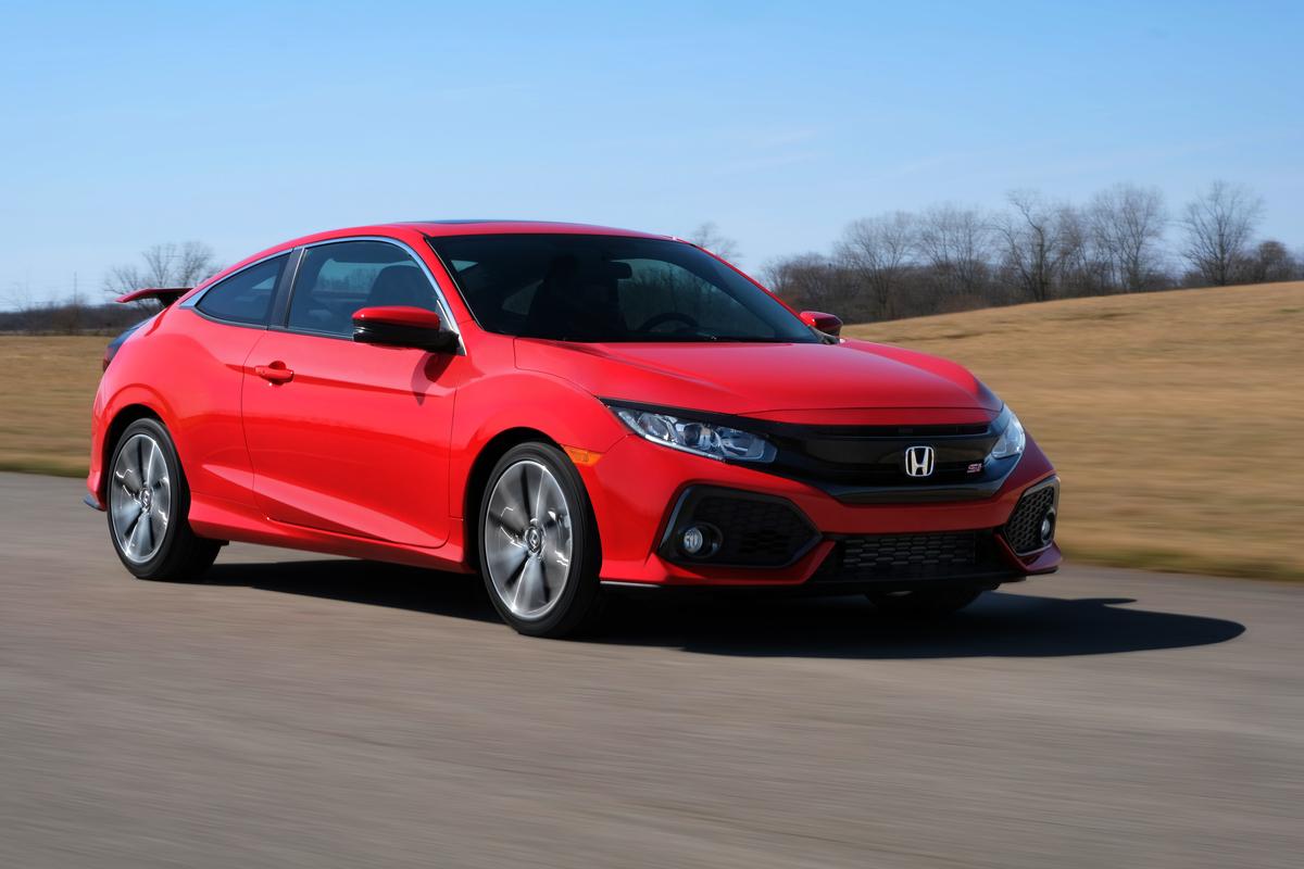 2017 honda civic si new car reviews grassroots motorsports for V8 honda civic