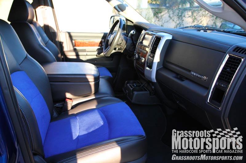 2010 Dodge Ram 1500 Interior Accessories