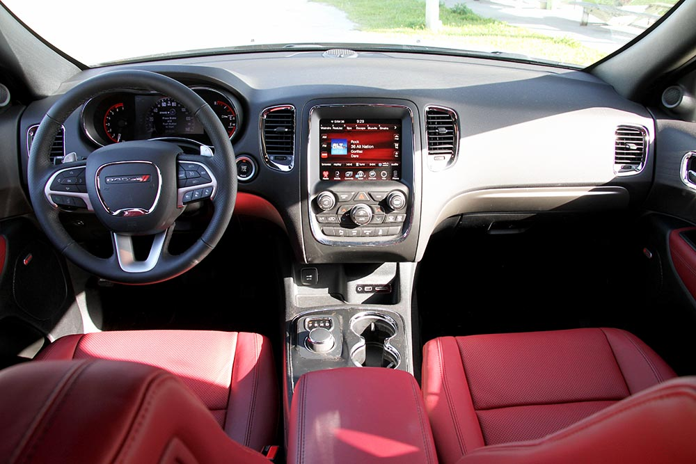 2016 dodge durango r t new car reviews grassroots - Dodge durango 2017 interior pictures ...