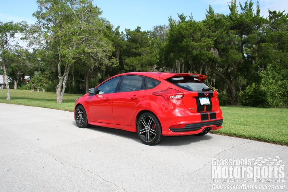 2015 Ford Focus St New Car Reviews Grassroots Motorsports