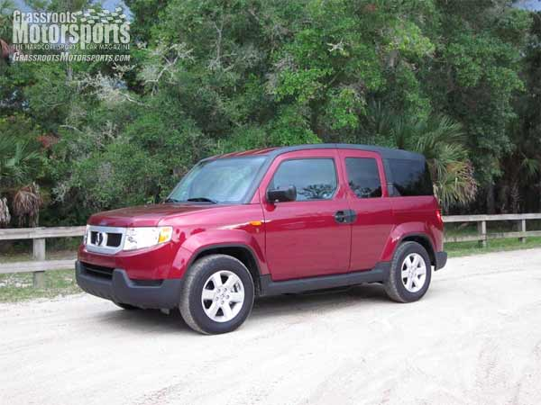 2010 Honda Element AWD EX Dog Friendly Package New Car Reviews