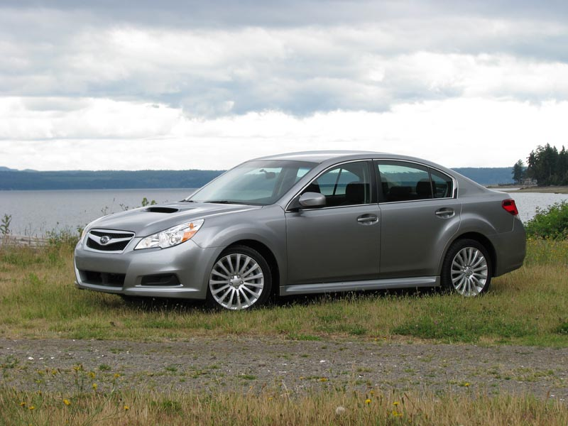2010 Subaru Legacy 2 5gt Limited New Car Reviews
