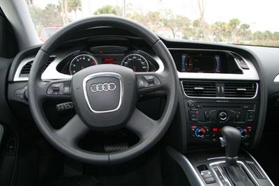 2009 audi a4 sedan 2 0 t quattro tiptronic new car reviews grassroots motorsports. Black Bedroom Furniture Sets. Home Design Ideas