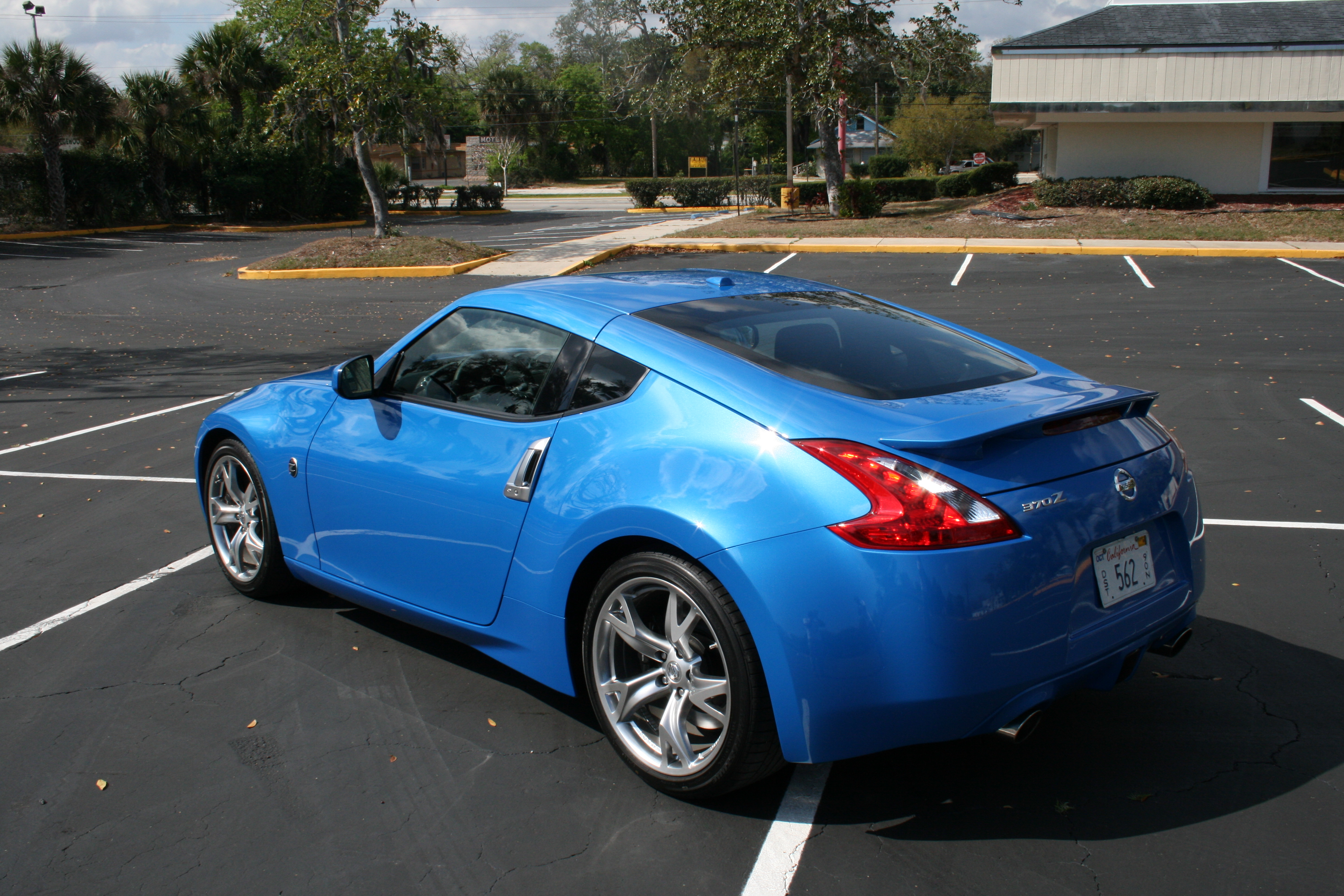 2009 nissan 370z new car reviews. Black Bedroom Furniture Sets. Home Design Ideas