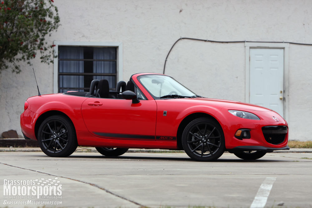 2013 Mazda Mx 5 Miata Club Edition New Car Reviews