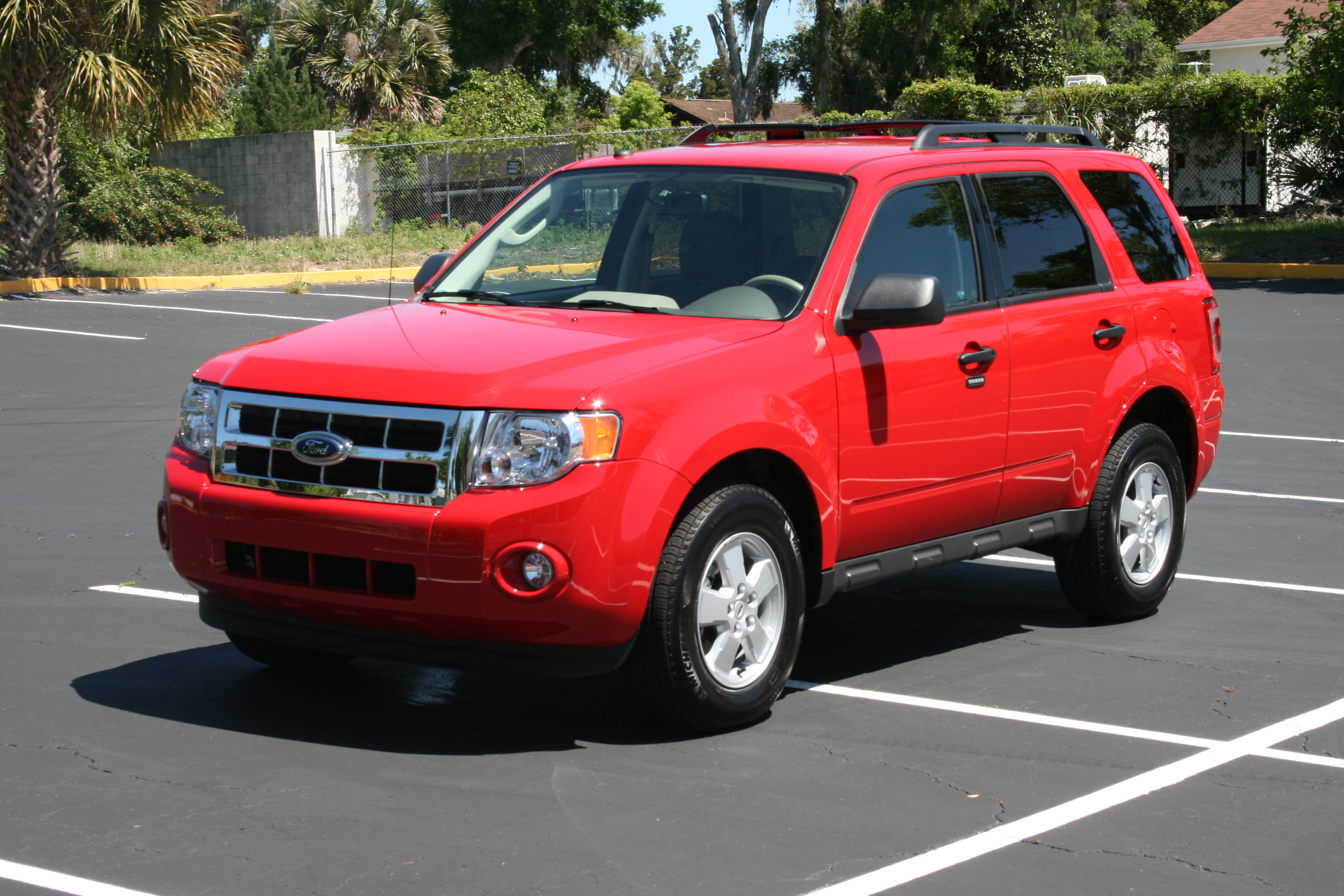 2009 Ford Escape Xlt New Car Reviews Grassroots Motorsports