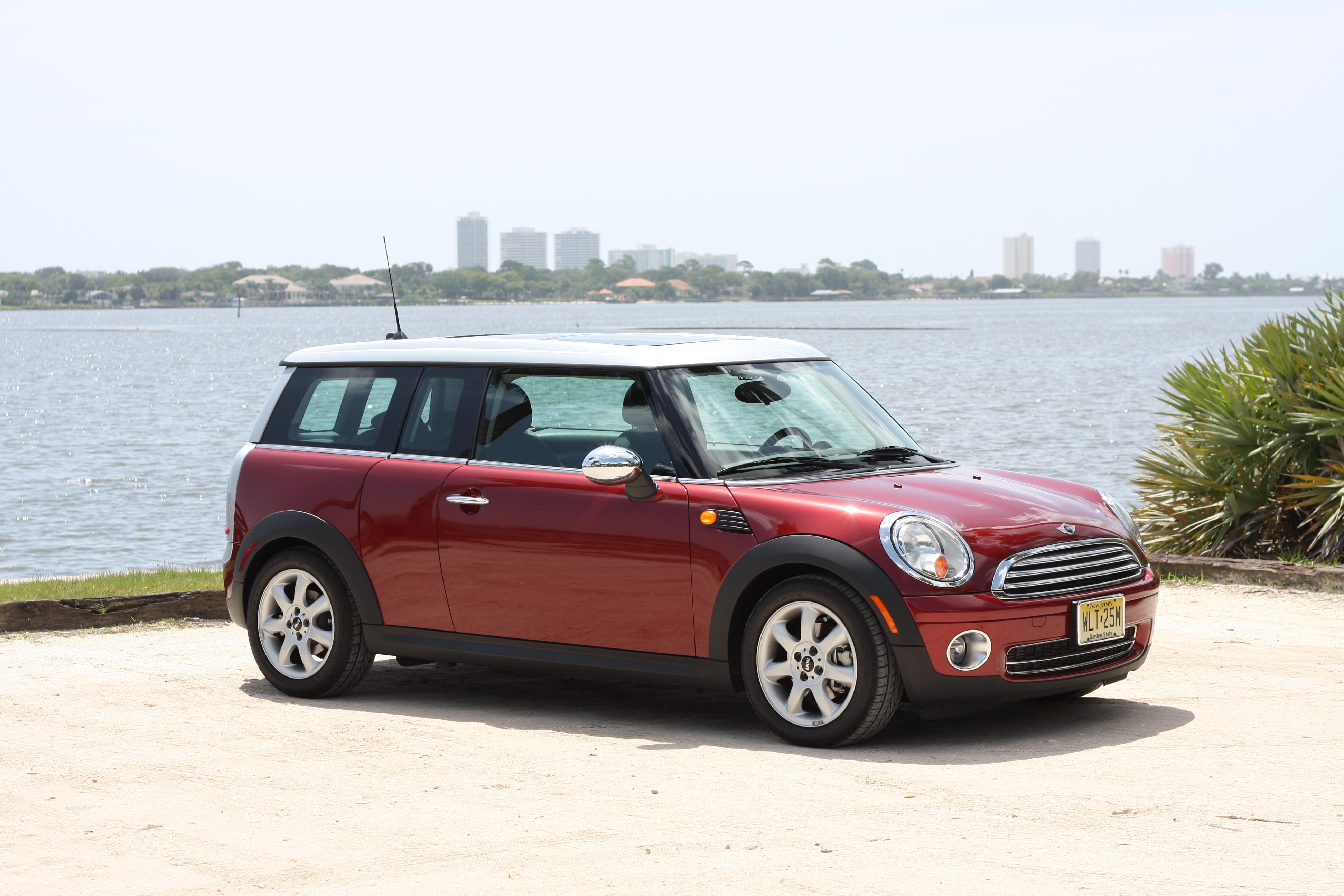 2008 mini cooper clubman new car reviews grassroots motorsports. Black Bedroom Furniture Sets. Home Design Ideas