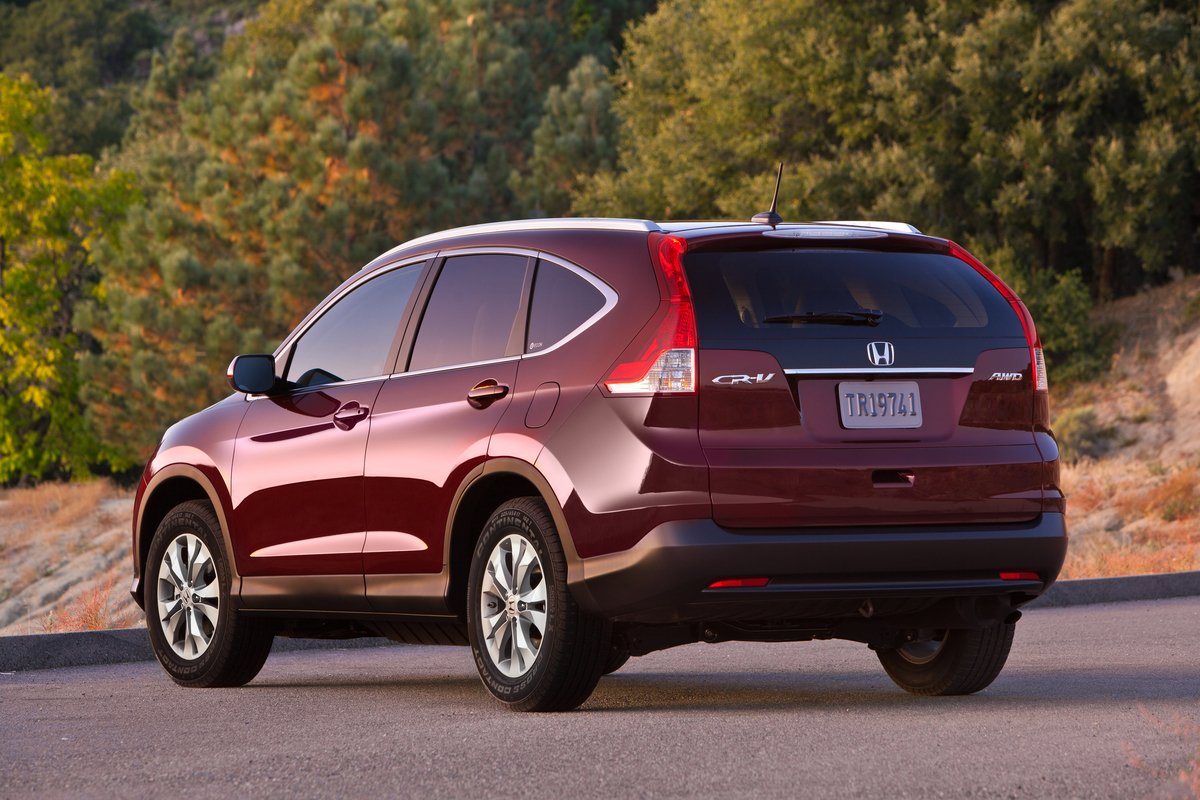 2012 Honda CR-V: New car reviews | Grassroots Motorsports