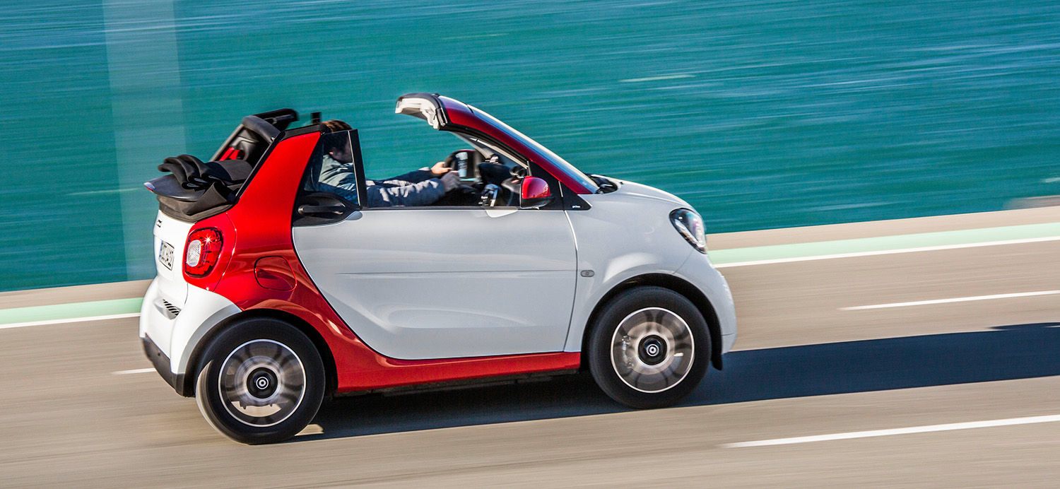 2017 Smart ForTwo Cabrio: New car reviews