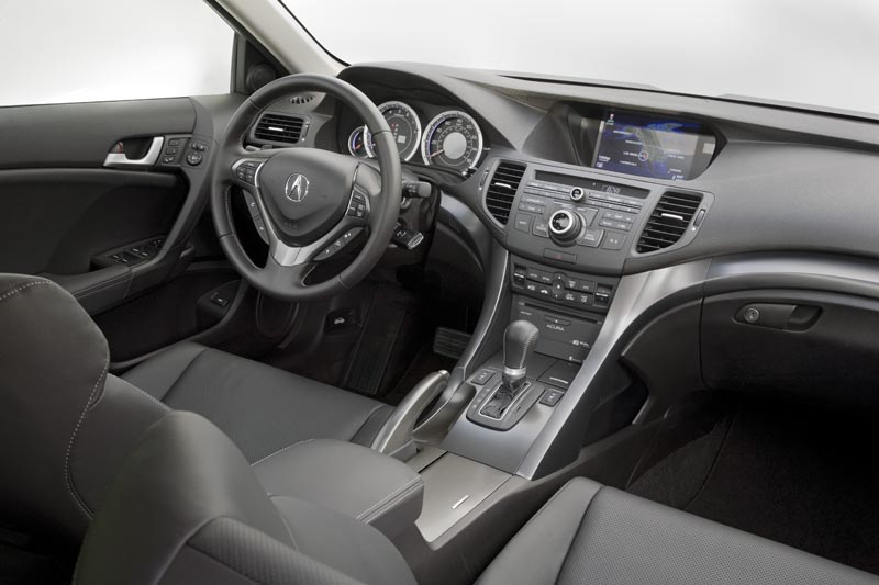 2011 acura tsx v6 with technology package new car reviews grassroots motorsports. Black Bedroom Furniture Sets. Home Design Ideas