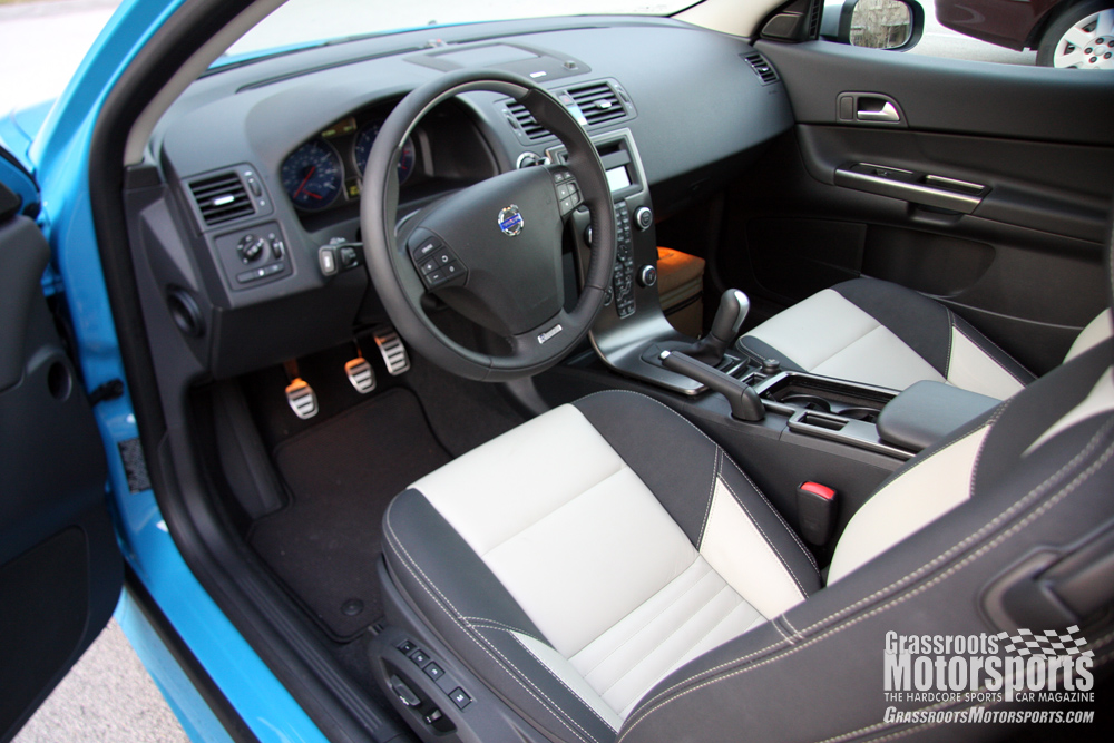 2013 volvo c30 polestar edition new car reviews grassroots motorsports. Black Bedroom Furniture Sets. Home Design Ideas