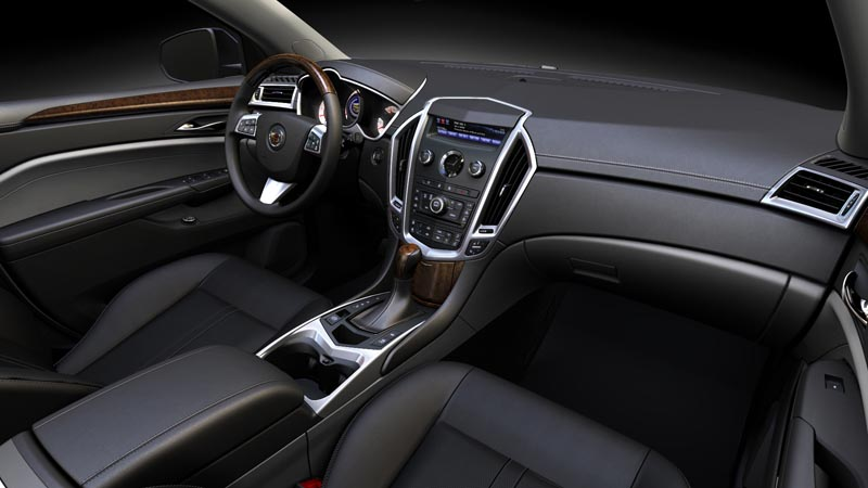 2010 Cadillac Srx Fwd Premium Collection New Car Reviews