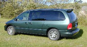 2000 dodge caravan es awd new car reviews grassroots motorsports. Black Bedroom Furniture Sets. Home Design Ideas