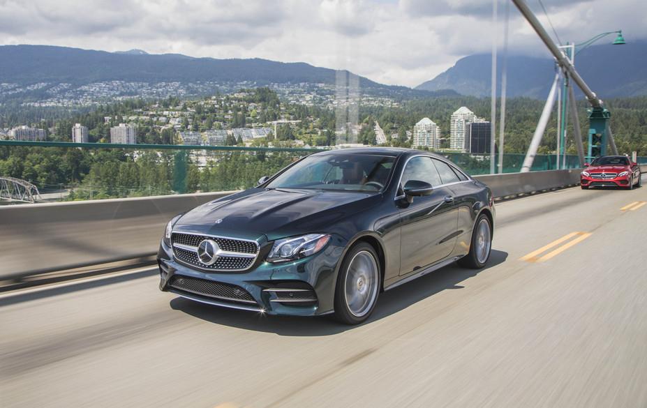 2018 mercedes benz e400 4matic coupe new car reviews for Mercedes benz e400 coupe 2018 price