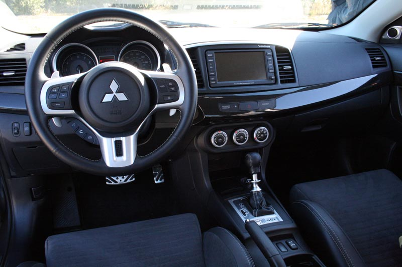 2009 Mitsubishi Lancer Evolution X MR New car reviews