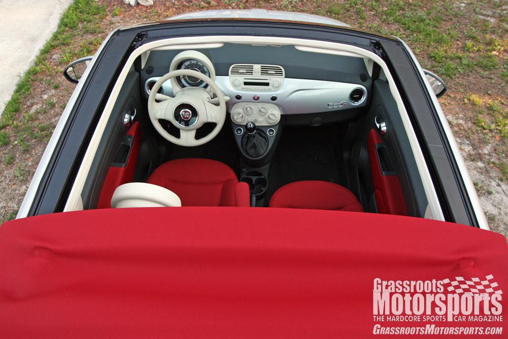 Excellent 2012 Fiat 500C Pop New Car Reviews  Grassroots Motorsports