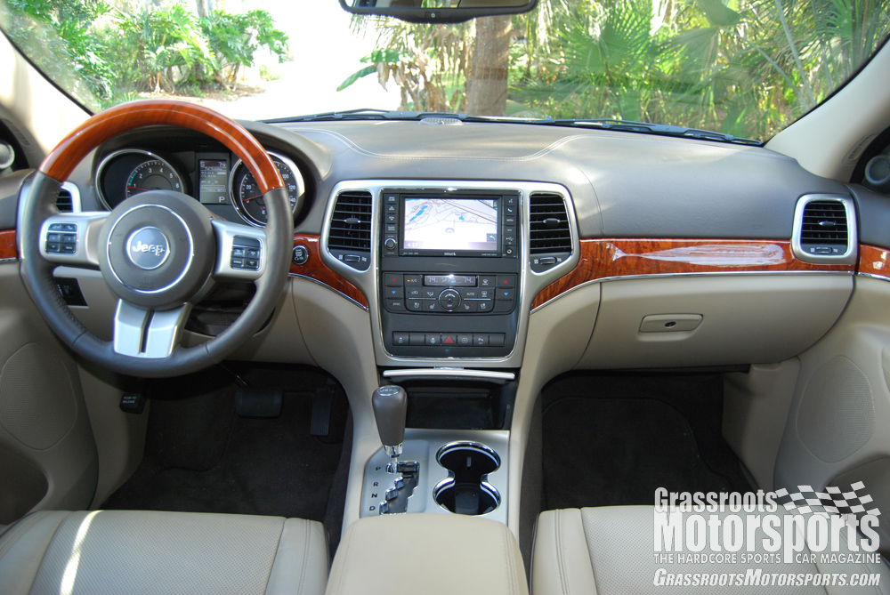 2012 Jeep Grand Cherokee Overland Summit New Car Reviews