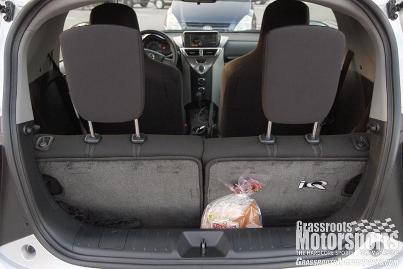 Scion Iq Car Seat