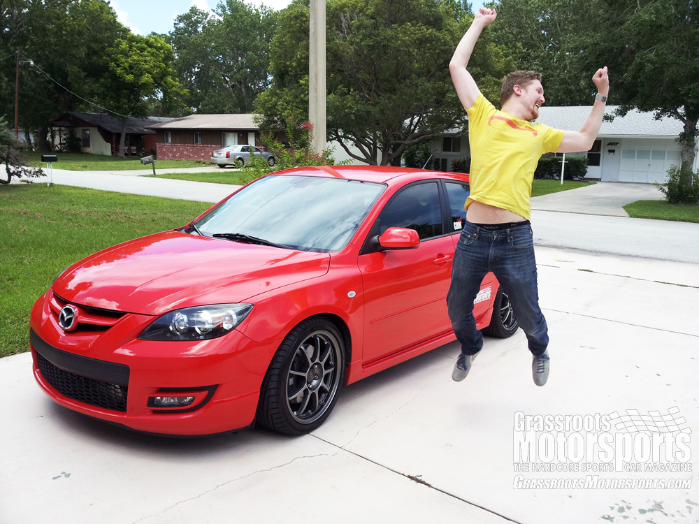 Mazdaspeed3 For Sale >> Passing the Keys   Mazda Mazdaspeed3   Project Car Updates   Grassroots Motorsports